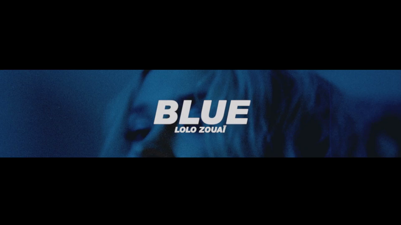 Lolo Zouai - Blue