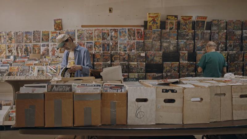 Comic Book Heaven