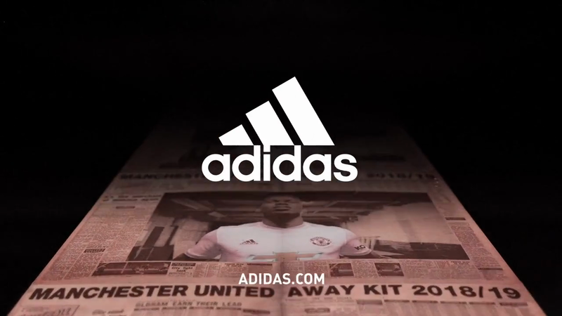 The Manchester United / adidas Kit Launch Trilogy
