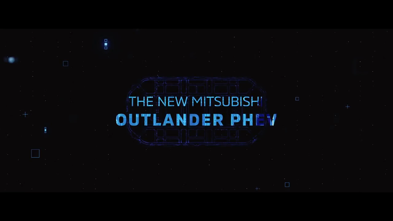 Mitsubishi Outlander PHEV TV Ad 'Electric & More'