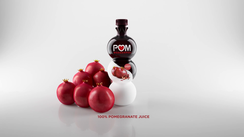 POM Wonderful TVC's
