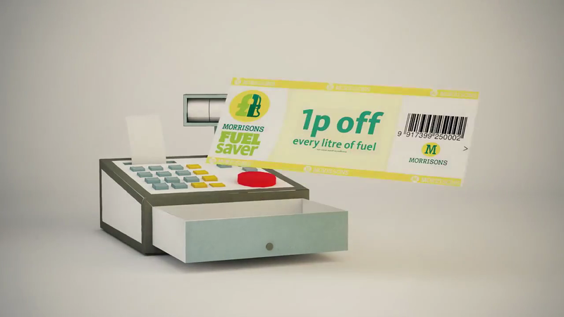 Morrisons Fuel Saver TVC