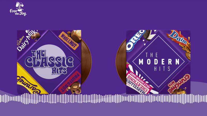 Cadbury Dairy Milk - Classic vs Modern (Audio)