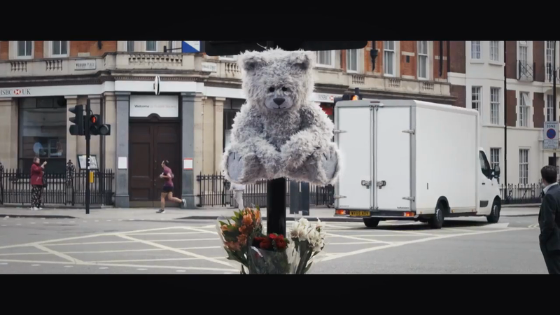 Toxic Toby : 'Clean Air Bear'