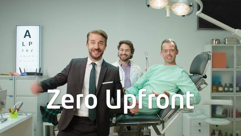 Zero Upfront