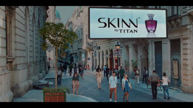 "SKINN by TITAN - ""There's something about it"""