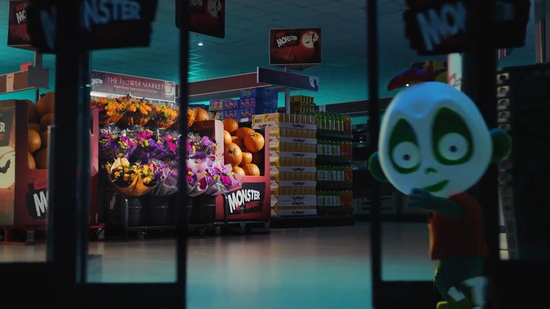Lidl \ Monster Market