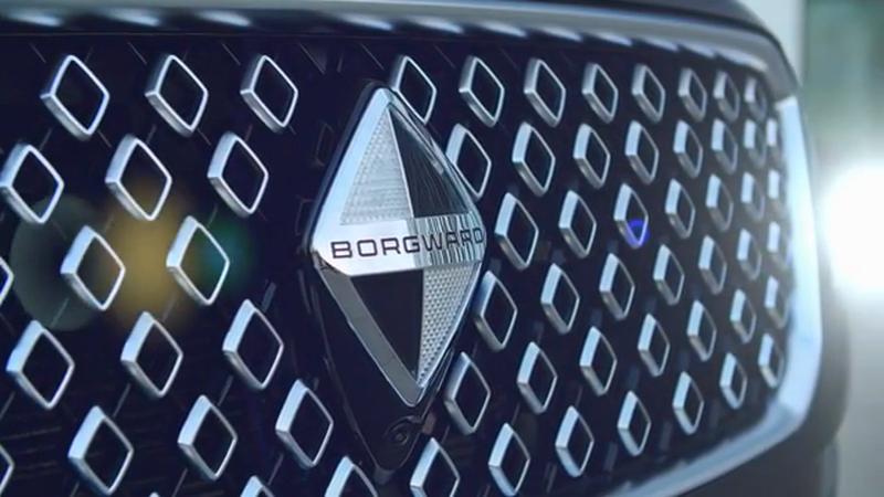 Borgward BX7 Launch