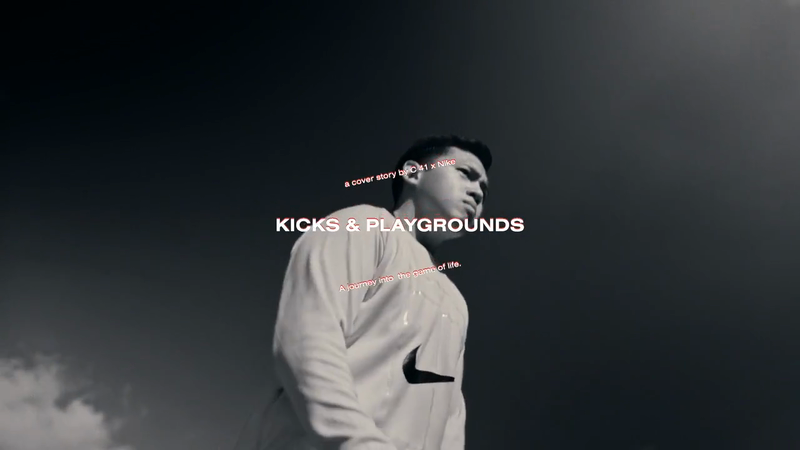 Nike | Kicks and Playgrounds