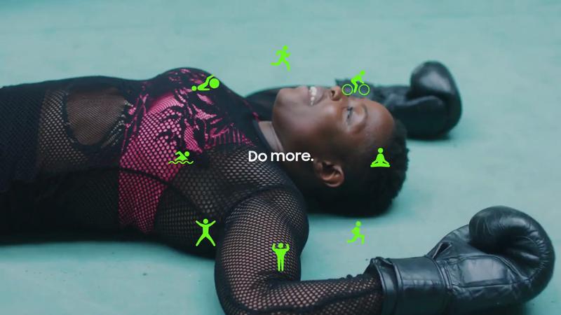 Samsung - Go Beyond Fitness