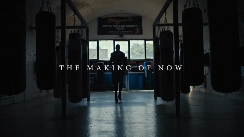 """The Making Of Now"" Darren Gibbons"