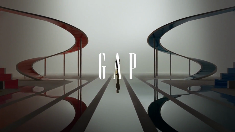 Give Love. Give Gap.
