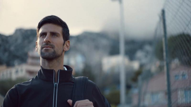 NERD: IMoveMe Asics 'Novak Djokovic' - Brett De Vos