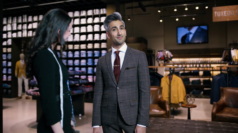 Men's Wearhouse - Anthem (15-second)