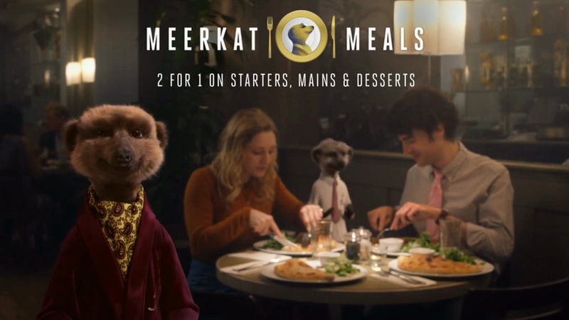 "VCCP - Compare The Market: ""Meerkat Meals"""