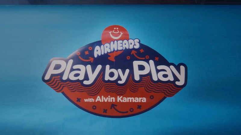 Airheads & Alvin Kamara #PlayMore and #PlayDelicious