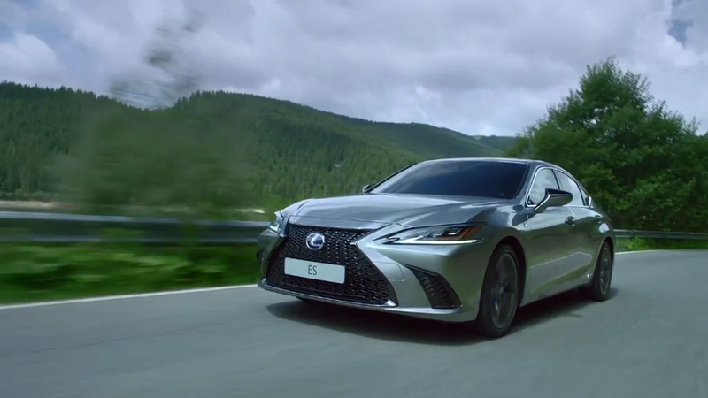 Lexus - Driven by Intuition