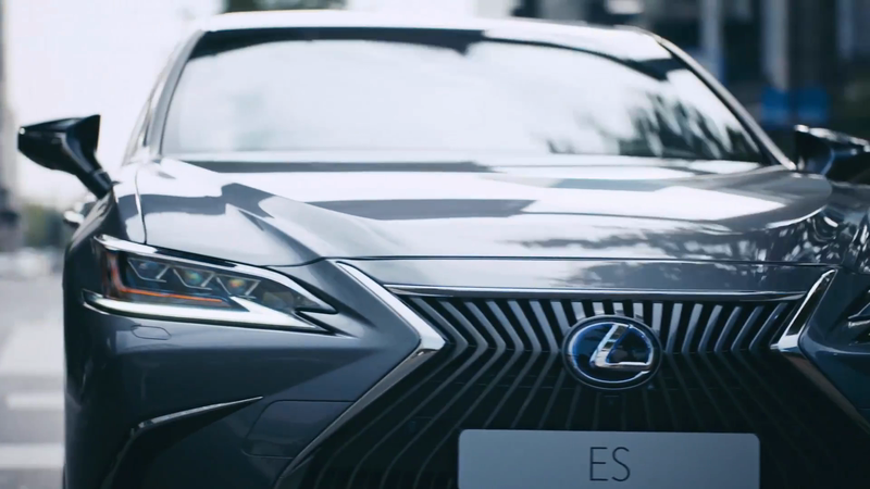 Lexus - ES Documentary Trailer