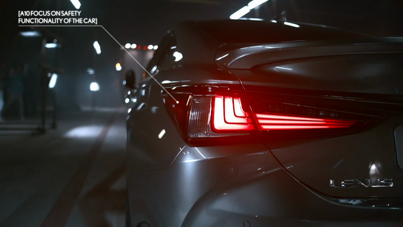 Lexus - Driven by Intuition (With Data Points)