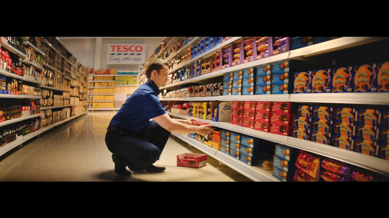 Tesco - Employee of the Month