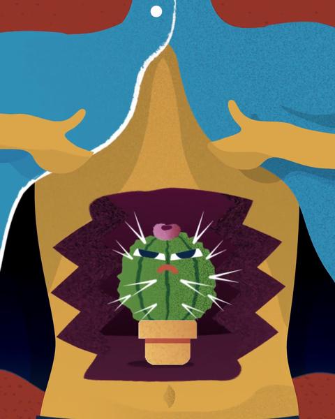 Genius Cactus
