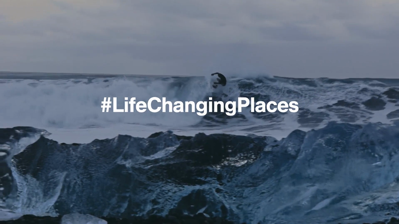 #LifeChangingPlaces - Lufthansa