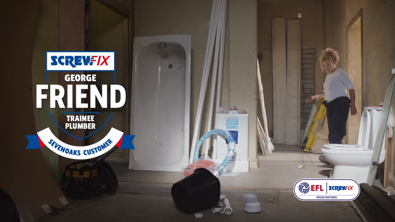 Screwfix 'Sky Sports Sponsorship Ident'