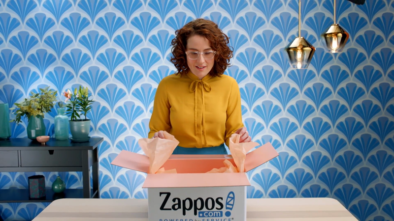 Previous Ad Zappos: 24/7 Customer Service Next Ad Ad of the Day | PLUS Supermarkt: Family Traditions 0 SHARES  Zappos: Free Shipping, Free Returns, 24/7 Customer Service