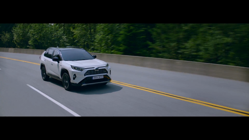 Home Toyota 'RAV4' – Sound by Munzie Thind