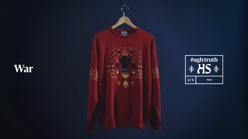 Helsingin Sanomat - Ugly Truth Sweaters