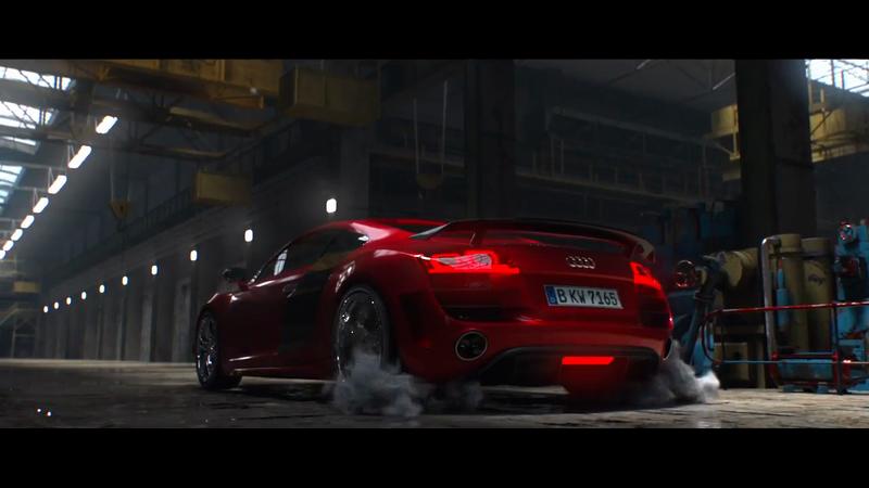 NERD: Audi R8 - Peter S