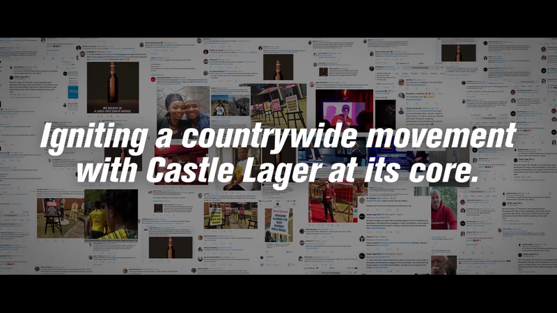 Castle Lager - Lose the Label