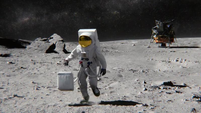 Carlsberg 'Spaceman'