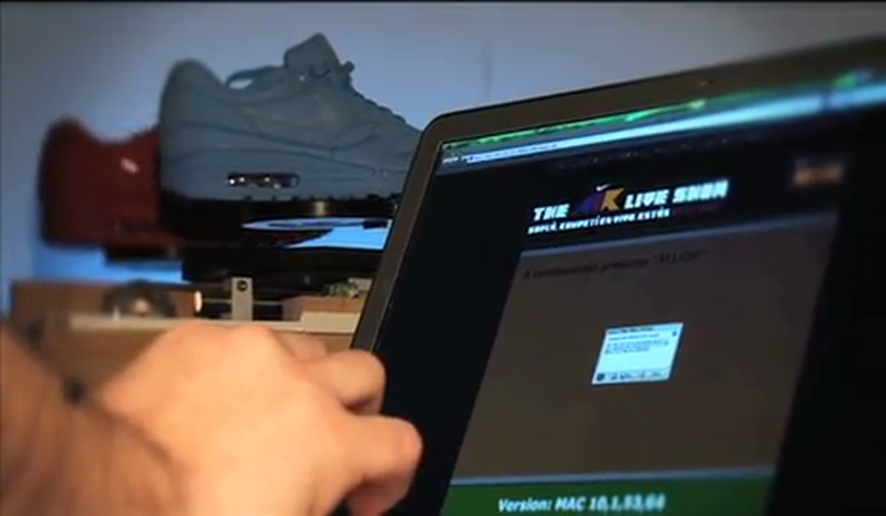 Nike Air Live Show