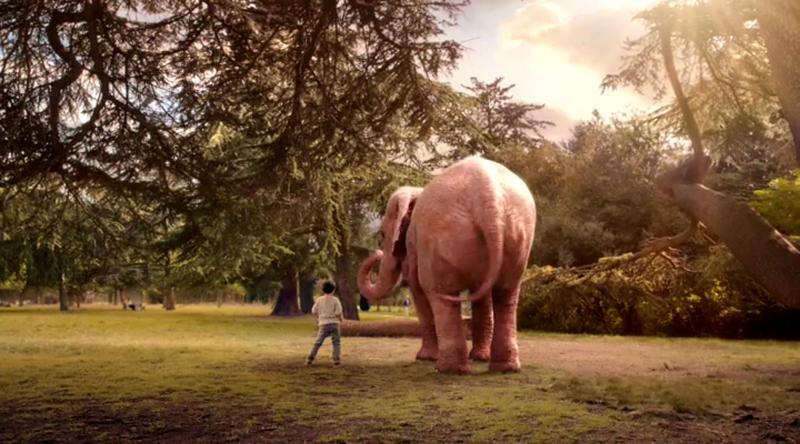 Pink Elephant Mr Kipling