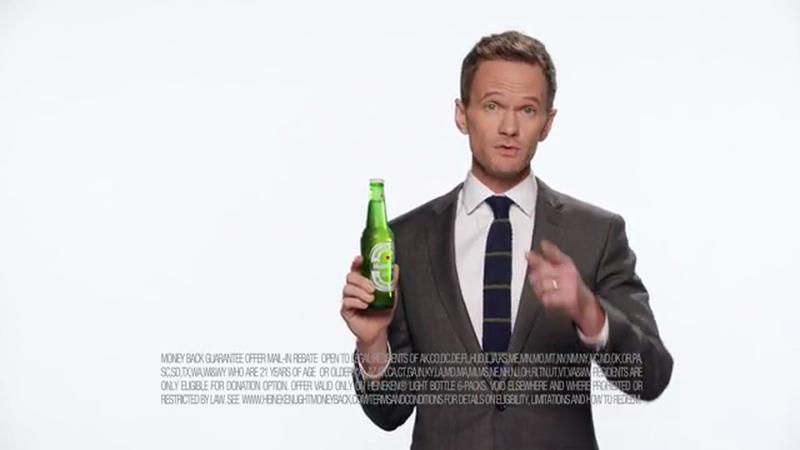 Heineken Light - Money Back