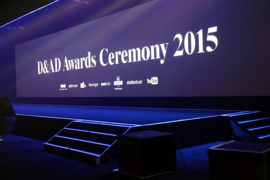 D&AD 2015 Pictures