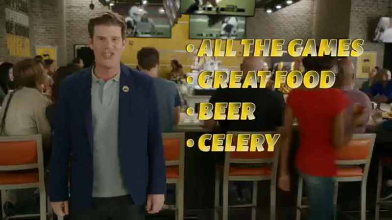 "Buffalo Wild Wings and TBWA Invite Fans to Get ""Rich"" with New Football Ad Campaign"