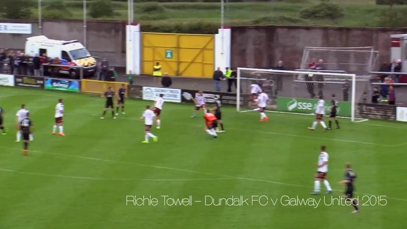 Fyffe Ireland – Dundalk FC: The Town – Goals Montage – Huskies Agency