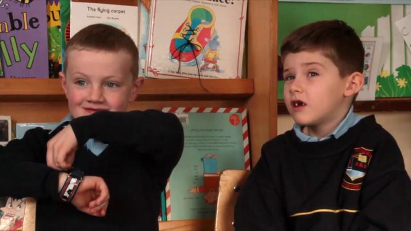 Valentine's Day at St. Patrick's Primary School – Huskies Agency