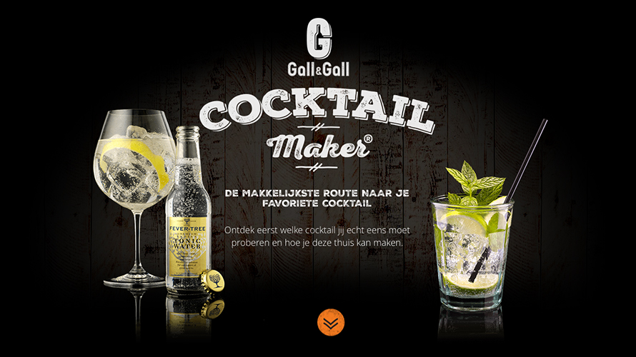 Gall & Gall CocktailMaker