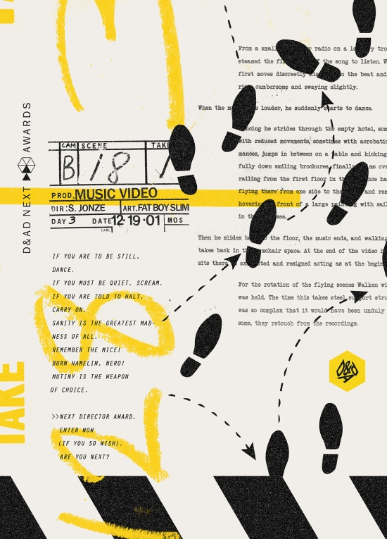 D&AD - Next Awards