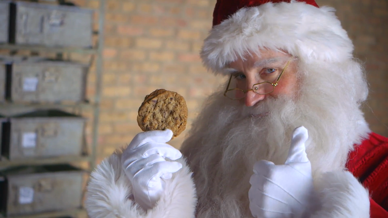 Santa Gets Real in New PSA from DoubleTree by Hilton Created by Y&R Chicago