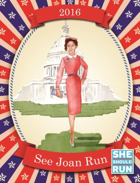 See Joan Run