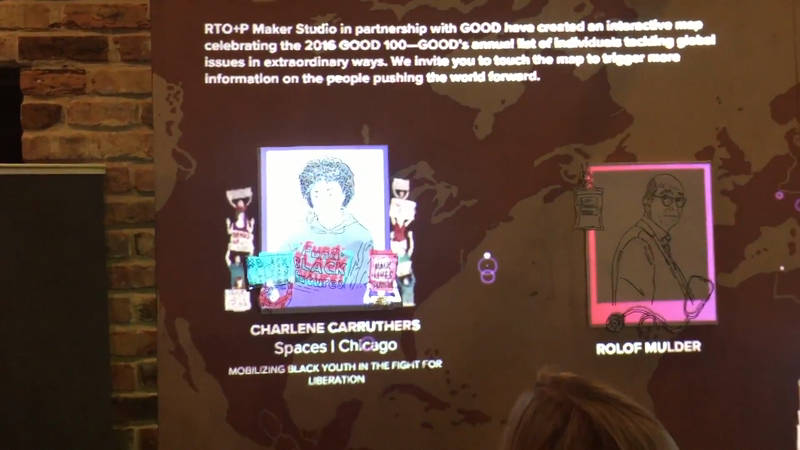 RTO+P's Maker Studio Builds Awesome Interactive Map for GOOD Magazine