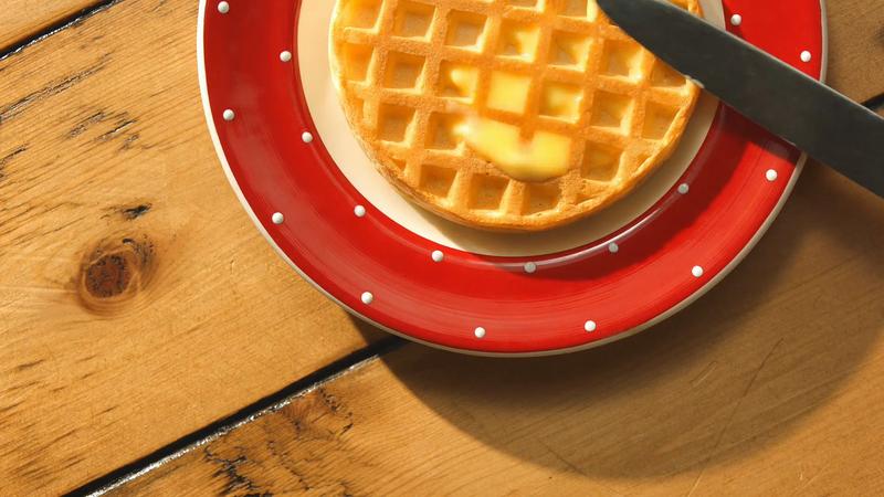 Olly Williams is waffley versatile for Birds Eye