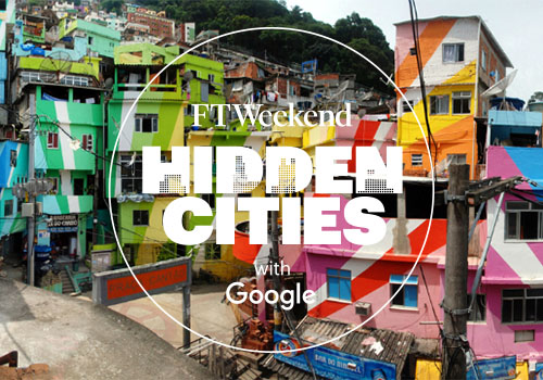 The City Within, a 360° documentary for FT's Hidden Cities Rio