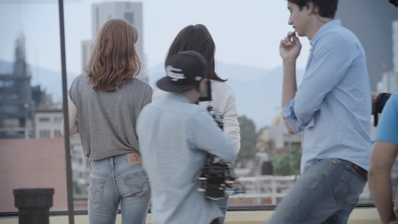 "Behind The Scenes - Levi's ""Frists"""