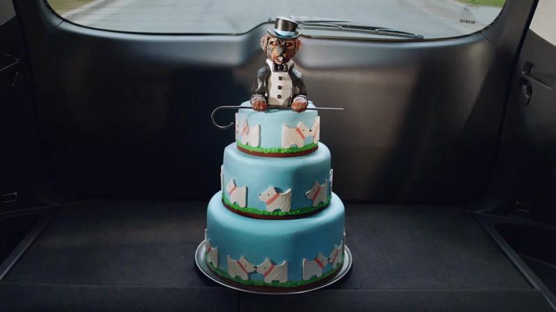 """Honda """"Cake"""""""