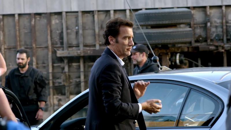 BMW Films - The Escape (Sneak Peak)